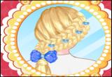 العاب باربي تصفيف الشعر للبنات
