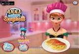 لعبة طبخ المعكرونة السباغيتي 2017