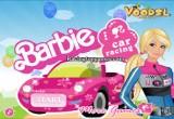 لعبة باربي تتنزه في السيارة