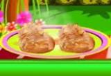 لعبة باربي تطبخ كوردون بلو