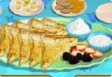 لعبة باربي طباخة الخبز الفرنسي 2014