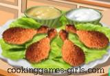 لعبة طبخ باربي الدجاج بالكاري