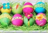 لعبة رسم وتزيين البيضة 2014