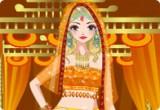 لعبة تلبيس باربي ملابس هندية فلاش