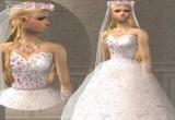 لعبة تلبيس العروسة باربي في قصرها