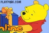 لعبة تلوين الدب الاصفر