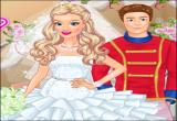 العاب باربي حفل الزفاف