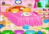 لعبة تنظيف غرفة القصر