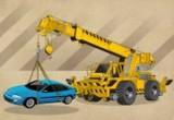 لعبة رافعة سيارات هوس 2014