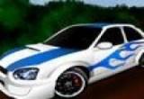 لعبة سباق السيارات السريعة الحديثة