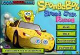 لعبة سباق سبونج بوب السيارات