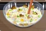 لعبة باربي طبخ البطاطا بالكفتة 2014