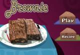 لعبة طبخ فطيرة الشوكولاتة الشهية