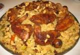 لعبة  باربي طبخ الكبسة العربية اللذيذة