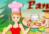 لعبة باربي طبخ السمك المقطع 2016