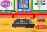 لعبة طبخ سندويش البيض الحقيقية