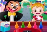 لعبة فرحة الاطفال في ملاهي ديزني لاند