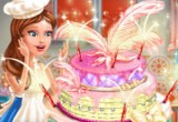 لعبة مفاجأة باربي في عيد ميلادها