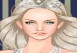 لعبة تلبيس ملكة الجمال