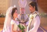 لعبة زفاف ربانزل ويوجين