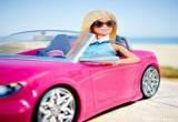 العاب سيارة باربي الوردية2016