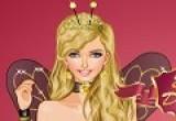 لعبة تلبيس ملكة النحل الجميلة
