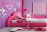 لعبة ترتيب غرفة باربي الوردية 2014