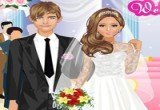 لعبة تلبيس بدل زفاف 2014