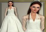 العاب تلبيس فساتين زفاف للعرائس