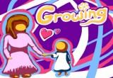 لعبة الام الحنونة GROWING