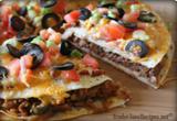 لعبة طبخ بيتزا مكسيكية