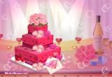 لعبة طبخ وتزيين الكيكة 2014