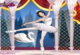 لعبة تلبيس راقصة الباليه