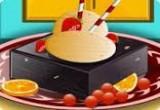 العاب طبخ باربي الكيكه الاسفنجية 2017