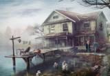 لعبة البيت المرعب The Lake House