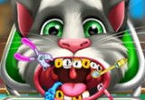 لعبة طبيب اسنان توم المتحدث