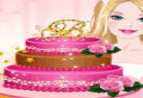لعبة طبخ باربي الكعك اللذيذ