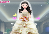 لعبة تلبيس العروسة في قاعة روتانا