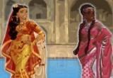 لعبة تلبيس الساري الهندي 2016