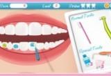 لعبة باربي عند طبيب الاسنان 2017