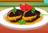 لعبة طبخ محشي الباذنجان