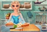 لعبة السا طبخ فطيرة التفاح