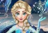 العاب تلبيس ومكياج ملكة الثلج