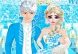لعبة زفاف إلسا وجاك