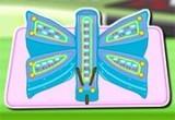 لعبة تحضير كيكة الفراشة الاسفنجية