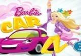 لعبة سيارة باربي الزهرية 2014