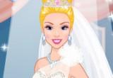 العاب فساتين زفاف باربي