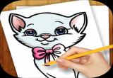 لعبة تعلم رسم لولو كاتي 2017
