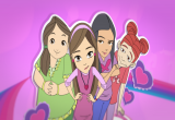 لعبة مغامرات دانية mbc3