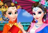 لعبة تلبيس السا وانا في الصين